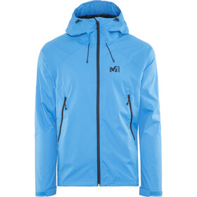 Millet Fitz Roy 2.5 Layer Jacket Herr electric blue